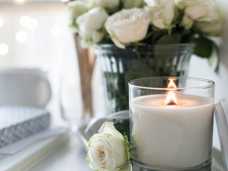 white-candle-posh